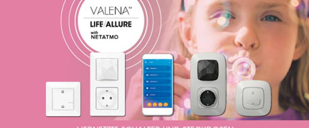 Valena with Netatmo bei Elektro Kehl UG & Co. KG in Mannheim