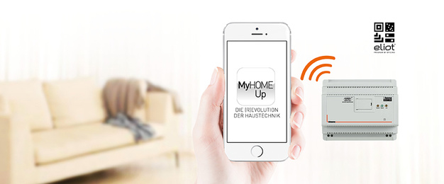 MyHOME / MyHOME_Up bei Elektro Kehl UG & Co. KG in Mannheim